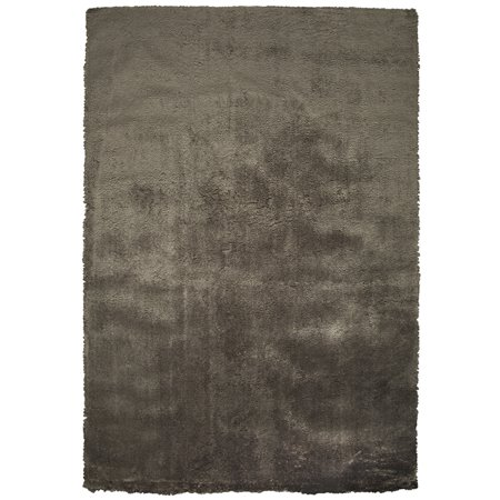 Gatney Rugs Cruise Area Rugs - CR689A Contemporary Brown Single Color Fuzzy Tufted Cozy Rug - Single Halloween Cruises