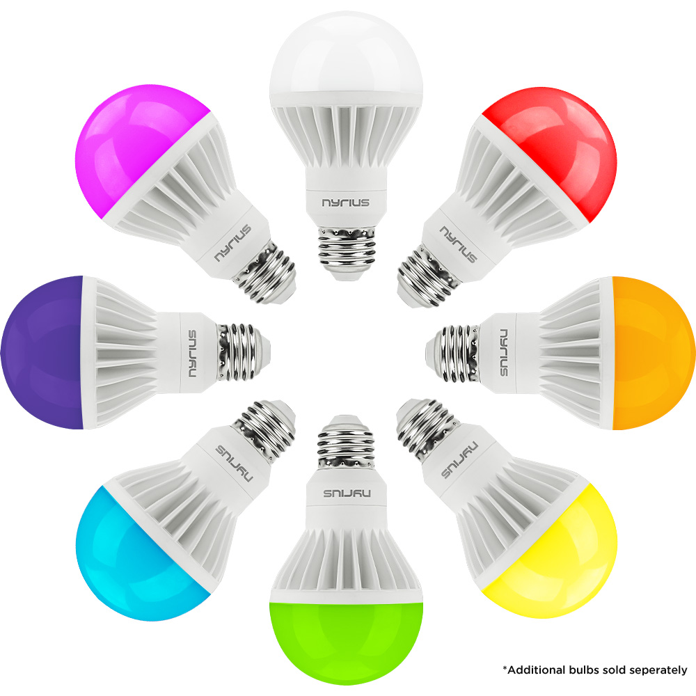 multi coloured light bulbs roselawnlutheran