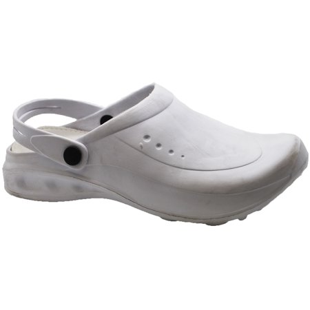 Anywear Lightweight Clogs - Hey Medical Uniforms Lightweight Unisex Nursing and Gardening Clogs
