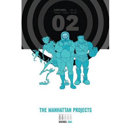The Manhattan Projects, Book 2 (Hardcover) (The Manhattan Project And The Atomic Bomb)