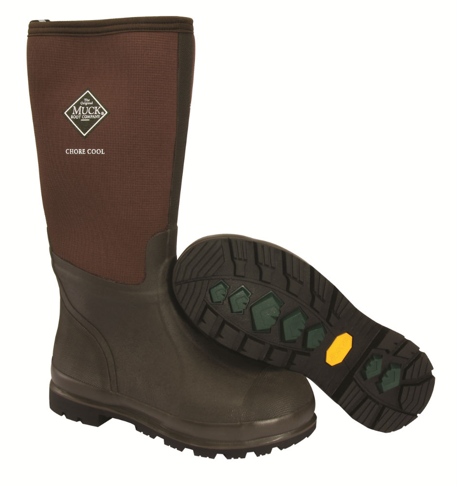 SZ11/12 BRN Chore Boots