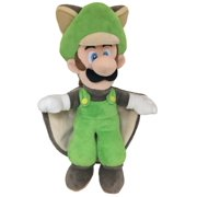 """Little Buddy LLC, Flying Squirrel Luigi 15"""" Plush"""