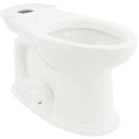 Toto 1.28 GPF Bowl Only Elongated Toilet for Toto CST754EFN, Less Seat, Available in Various Colors
