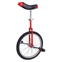 "KOVAL 20"" Wheel Unicycle with Quick Release Adjustable Seat"