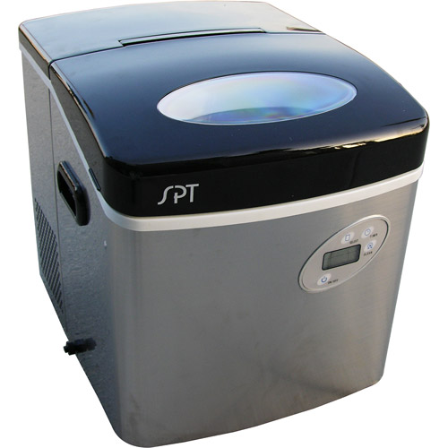 Sunpentown Stainless Portable Ice Maker