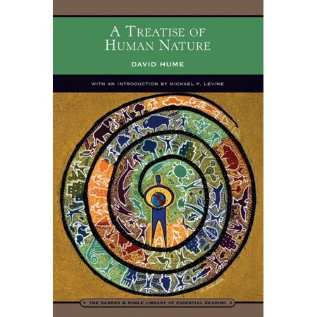 A Treatise of Human Nature (Barnes & Noble Library of Essential Reading) -