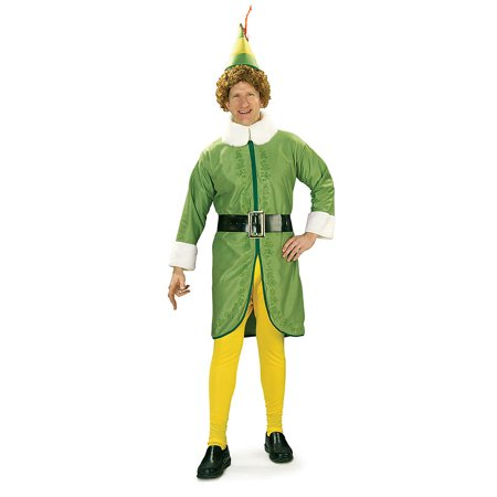 Adult Buddy Elf Costume Rubies 16894 880419