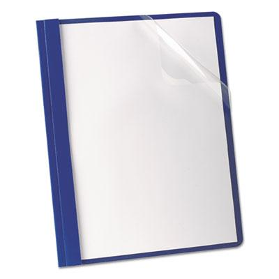 Oxford Clear Front Premium Report Cover