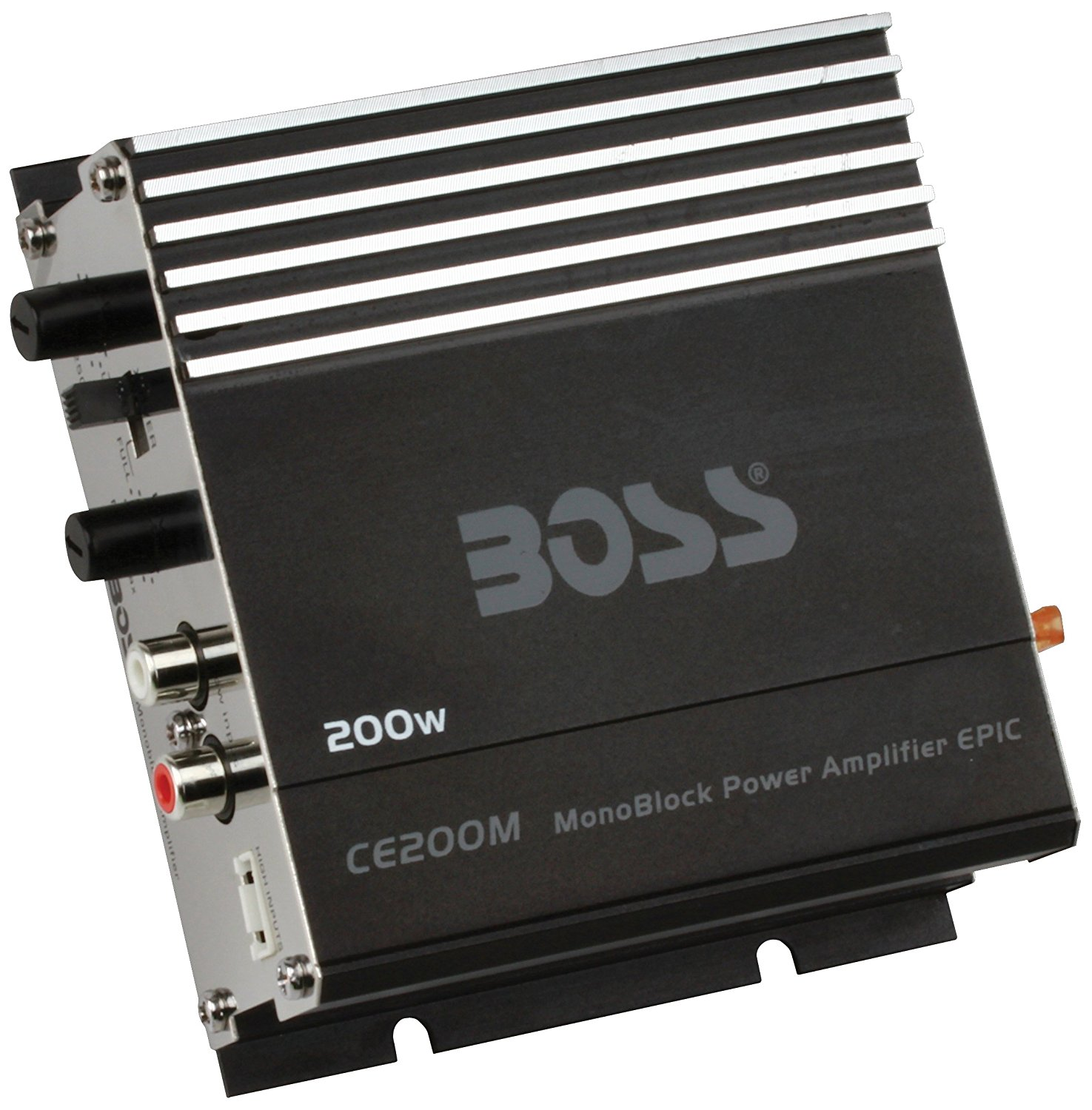 Ce200m Chaos Epic 200 Watt Monoblock 4 Ohm Stable Class A B Boss Audio Channel Amplifier Mosfet Car W Max Power X 1 Channels By