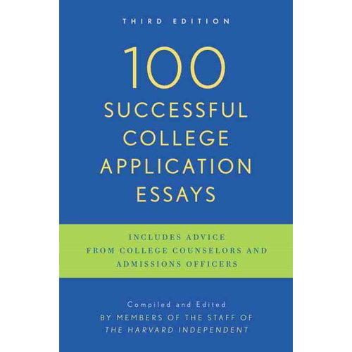 100 essays college