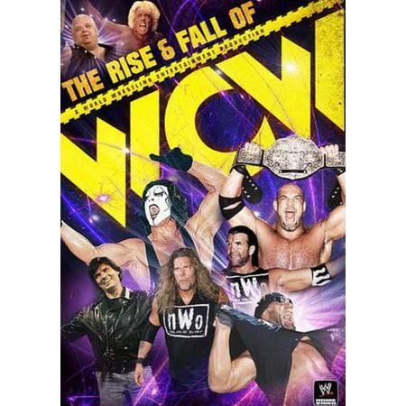 WWE: The Rise and Fall of WCW (Vudu Digital Video on Demand)](Wdw Halloween)
