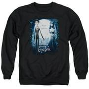Corpse Bride - Poster - Crewneck Sweatshirt - X-Large