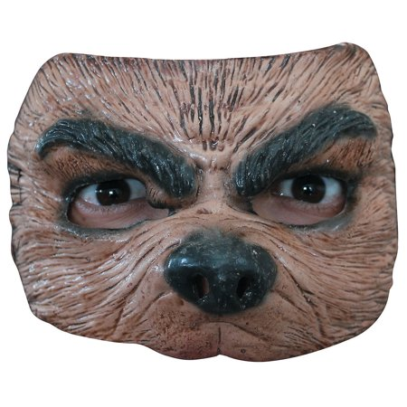 IN-13635693 Adult's & Kids' Half Wolf - Half Wolf Mask