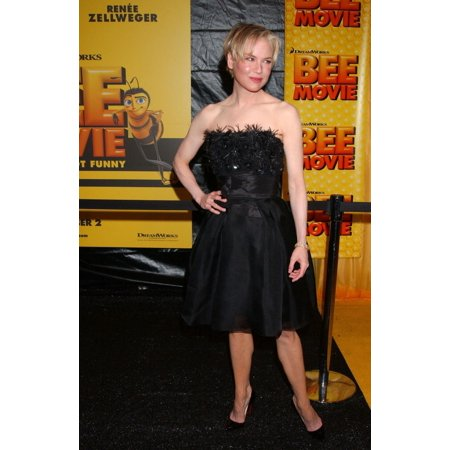 Renee Zellweger At Arrivals For Bee Movie Premiere Amc Loews Lincoln Square 13 Cinema New York Ny October 25 2007 Photo By Kristin CallahanEverett - Movie Premier
