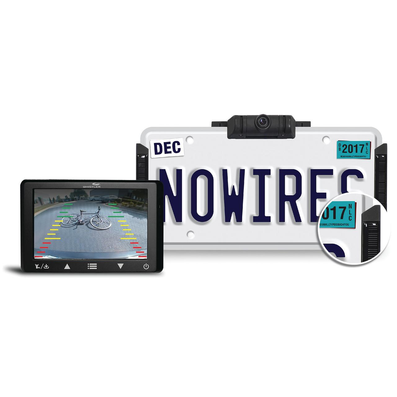 Wireless Backup Camera >> Whistler Wbu 900 Digital Wireless Backup Camera Walmart Com