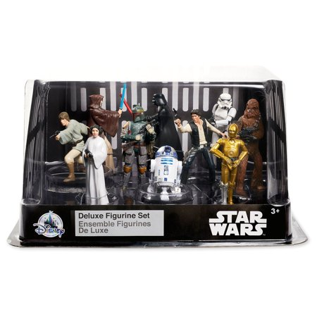 Disney Store Star Wars A New Hope Deluxe Figurine Set Figure Playset Play Set](Disney Scar)