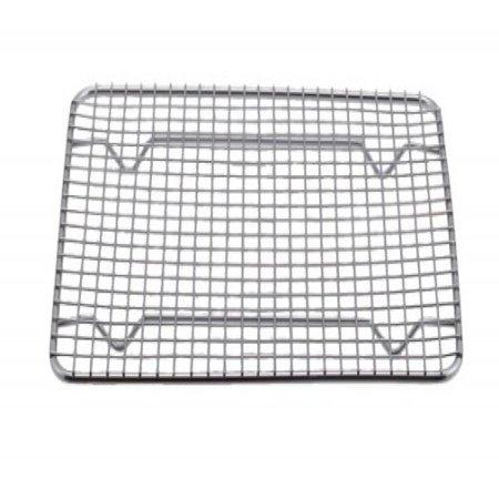 Professional Cross Wire Cooling Rack Half Sheet Pan Grate - 16-1/2