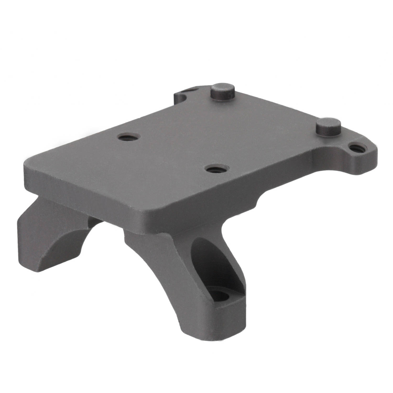 Trijicon Mount ACOG Adaptor Plate, For Red Dot Sights, Matte