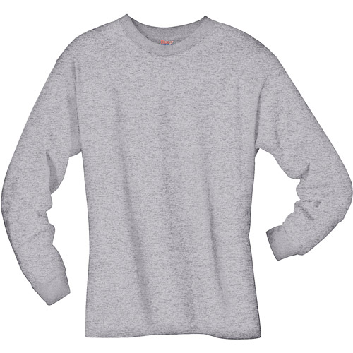 Hanes Big and Tall Men's Long Sleeve Beefy Tee