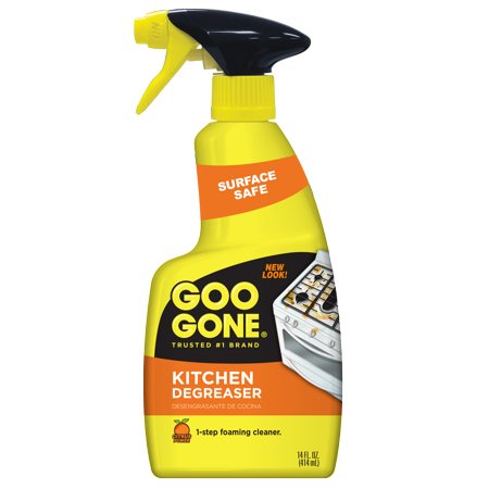 Goo Gone Kitchen Degreaser, 14 fl oz - Walmart.com
