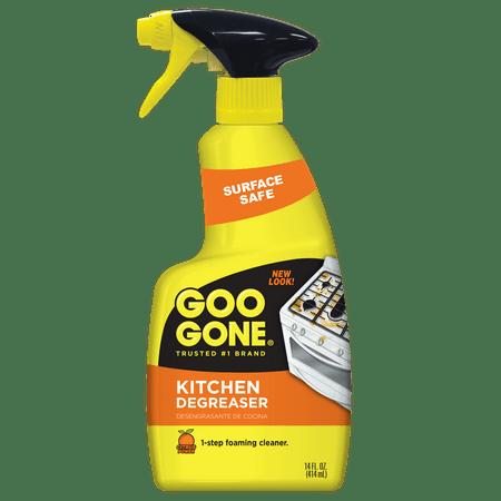 Goo Gone Kitchen Degreaser 14 Fl Oz Walmart Com