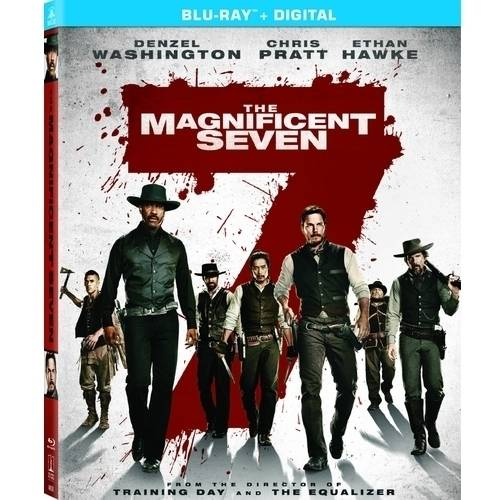 The Magnificent Seven (Blu-ray + Digital HD) COLBR48020