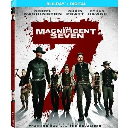 The Magnificent Seven  Blu Ray   Digital Hd