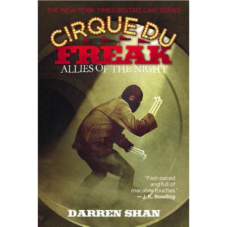 Cirque Du Freak #8: Allies of the Night : Book 8 in the Saga of Darren