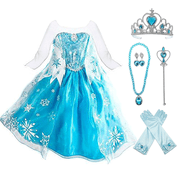 Magical Electronic Wand Fancy Dress Costume Accessory Age 3+ Blue
