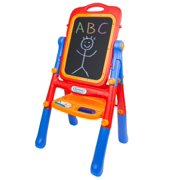BotabeeTM Double-Sided Art Easel - Red