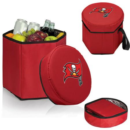 Tampa Bay Buccaneers 12 Quart Bongo Cooler - Red - No Size