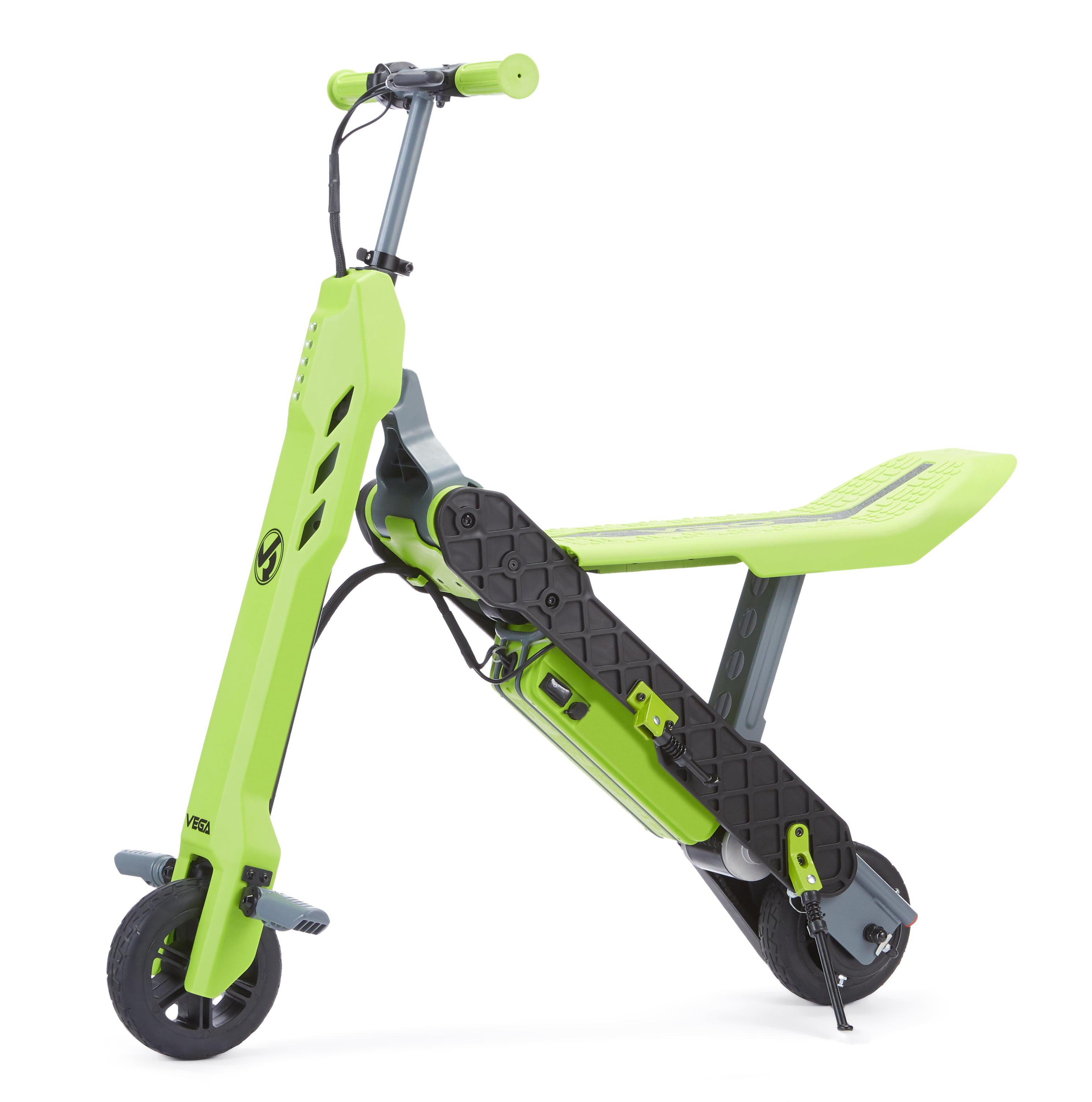 VIRO Rides Vega Transforming 2-in-1 Electric Scooter and Mini Bike UL 2272 Certified by MGA Entertainment