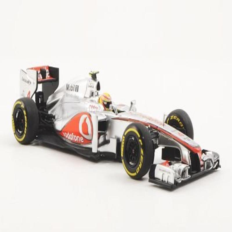 McLaren Mercedes MP4-27, No.4, Vodafone, F1 Season , 2012...