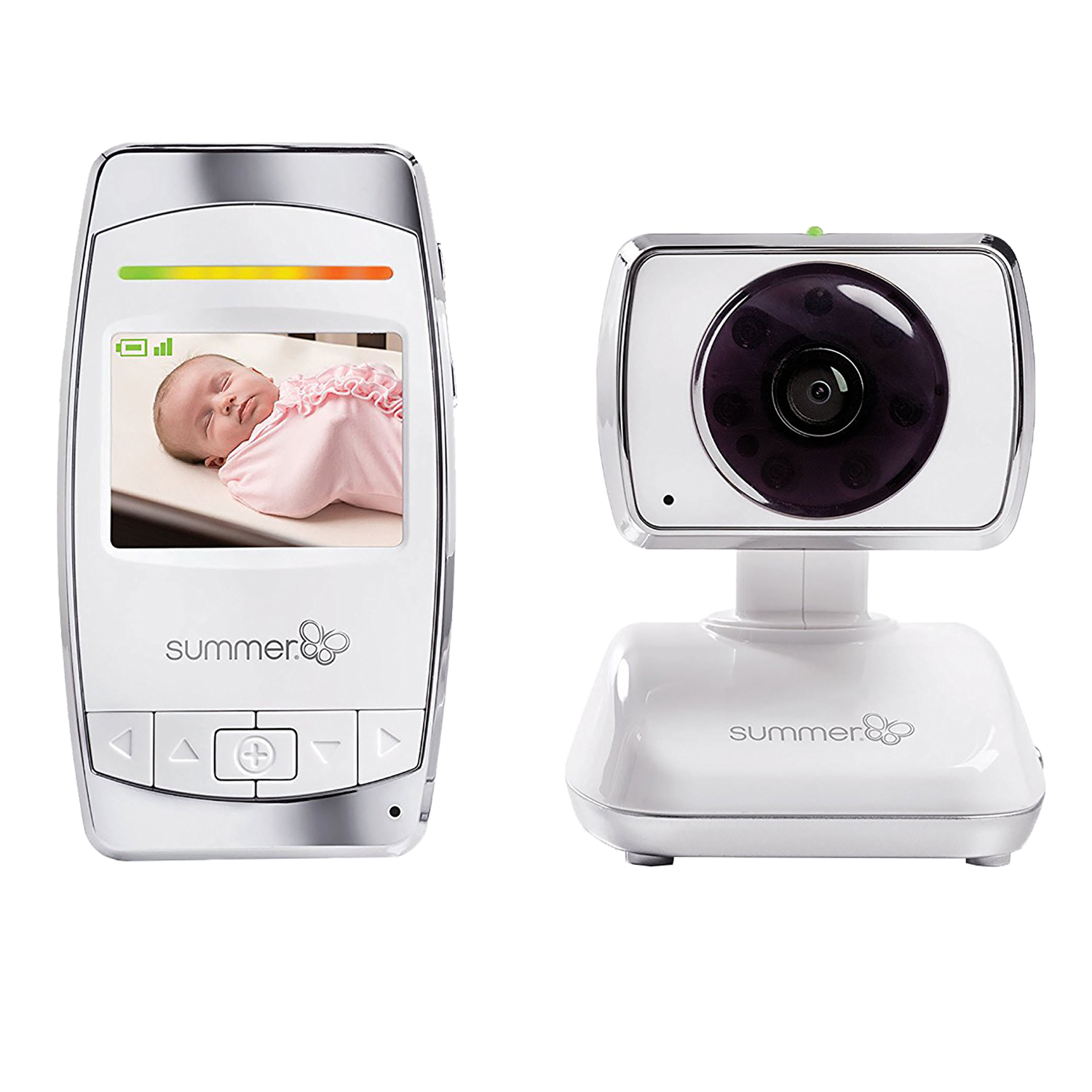 Summer Infant Baby Secure Pan Scan Zoom Remote Control LCD Video Monitor System
