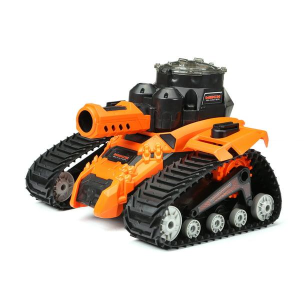 New Bright Remote Control Mech Trooper Blaster 2 4 Ghz Usb Walmart Com Walmart Com
