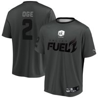 OGE Dallas Fuel INTO THE AM 2019 Overwatch League Limited Edition Authentic Third Jersey - Black
