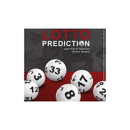 LOTTO PREDICTION by JeanPierre Vallarino Trick