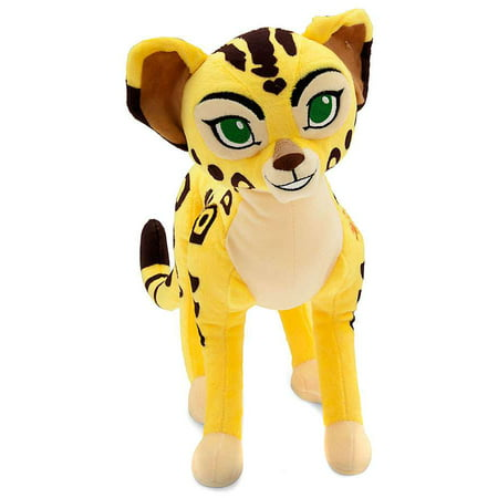 Disney The Lion Guard Fuli Plush - Plush Lion