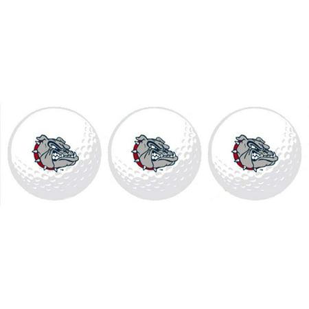 Gonzaga Bulldogs Golf Balls - 3 Pack ()