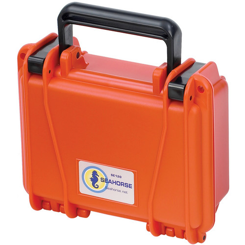 Seahorse SE-120 Hurricane Series Case without Foam (Orange)