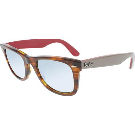 Ray-Ban Men's Original Wayfarer RB2140-117830-50 Brown Square Sunglasses