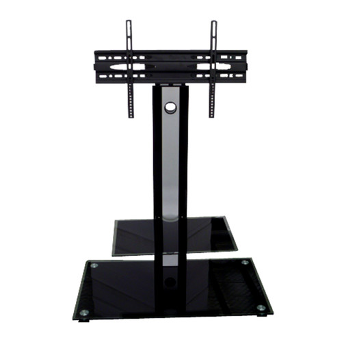 TygerClaw TV Stand for 32 in. to 42 in. Flat Panel TV (LCD8222BLK) by TygerClaw