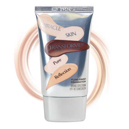 Miracle Skin Transformer SPF40 Pure Reflection Fluid Finish Foundation