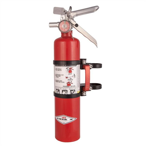 Axia Alloys Fire Extinguisher Quick Release