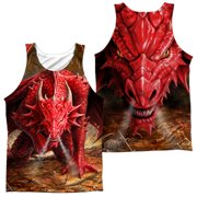 Anne Stokes - Dragons Lair (Front/Back Print) - Tank Top - Small