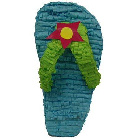 Flip Flop Pinata - Luau Pinata