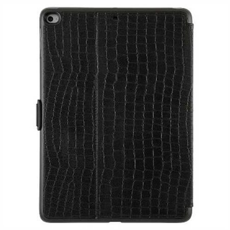 Refurbished Speck StyleFolio Luxe for iPad Air / Air 2 / Pro 9.7 - Faux Croc (Black) ()