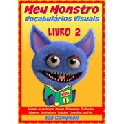 Meu Monstro - Vocabulários Visuais - Nível 1 - Livro 2 - eBook