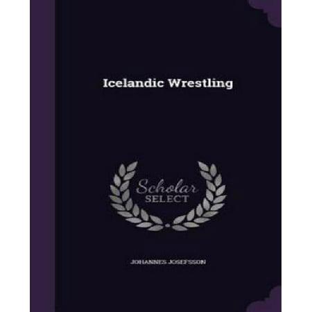 Icelandic Wrestling - image 1 of 1