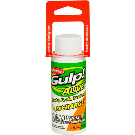 Berkley Gulp! Alive Recharge Liquid Attractant ()